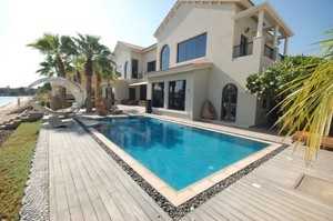 Aston Villa — Luxury villa for rent in Palm Jumeirah