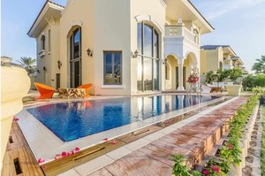 Villa 2596 — Luxury villa for rent in Palm Jumeirah