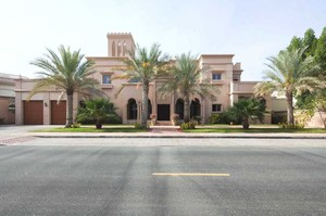 Villa 2601 — Luxury villa for rent in Palm Jumeirah