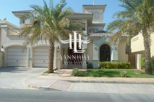 Villa 2619 — Luxury villa for rent in Palm Jumeirah
