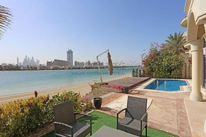 Barton Villa — Luxury villa for rent in Palm Jumeirah