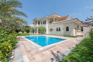 Villa Dazzle — Luxury villa for rent in Palm Jumeirah