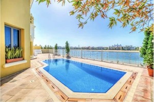 Villa Kasrul — Luxury villa for rent in Jumeirah Islands