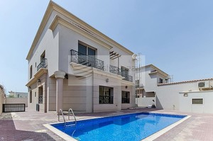 Villa 2633 — Luxury villa for rent in Umm Suqeim