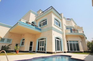 Villa 2640 — Luxury villa for rent in Umm Suqeim